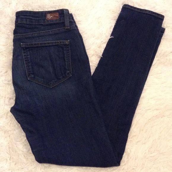 675c7711996 PAIGE Jeans   Peg Skinny In Noah   Poshmark